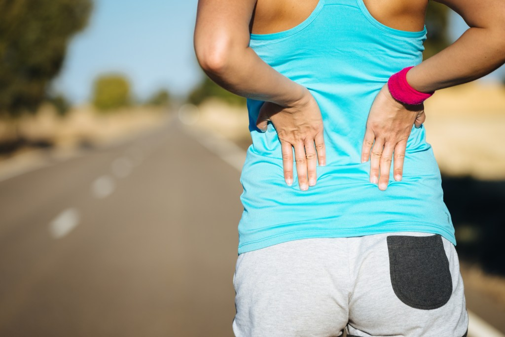 Common Back Injuries - Prevention and Treatment