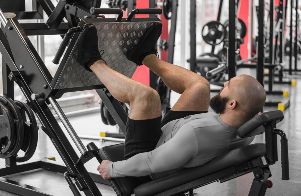 The Push-Pull Leg Routine A Guide To Building Real Muscle