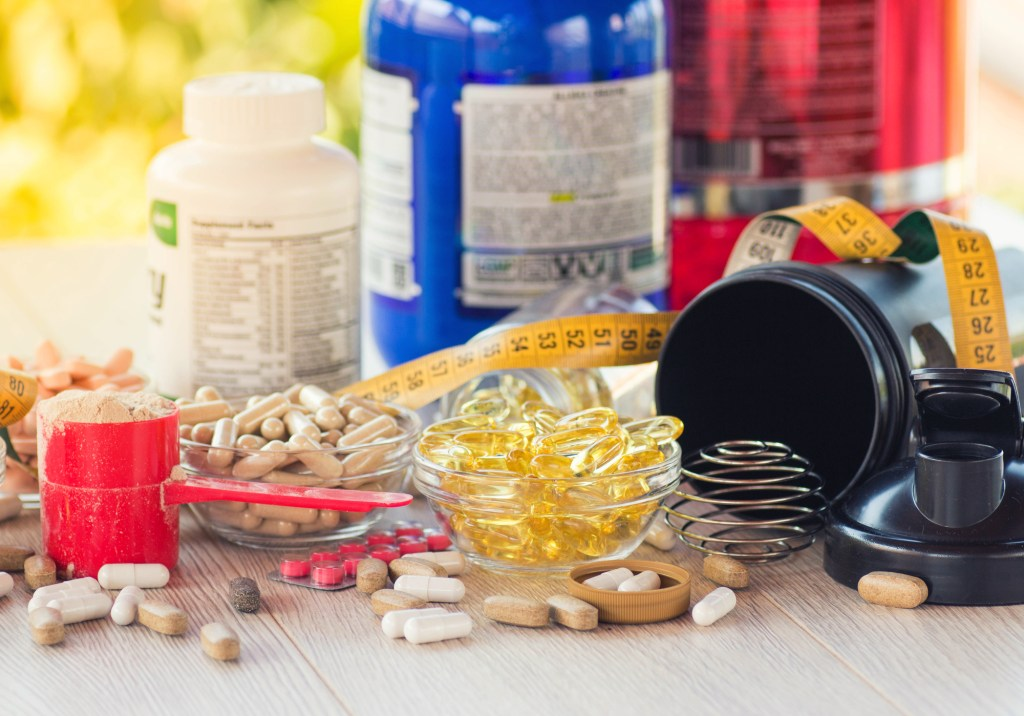 Top 10 Vitamins For Athletes