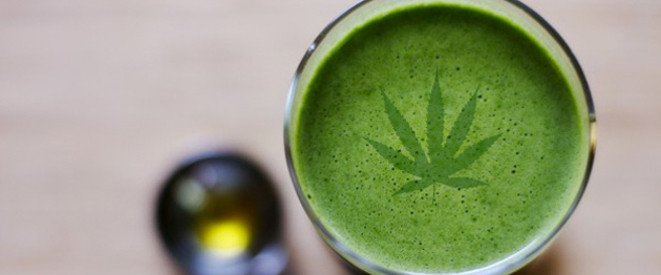 Benefits of marijuana juice
