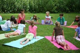 Facts about Yoga - Children