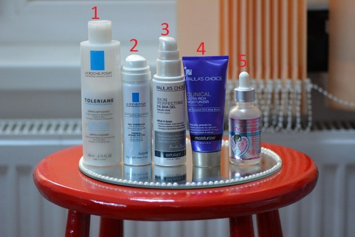 Anti-Aging Facial Treatment Products