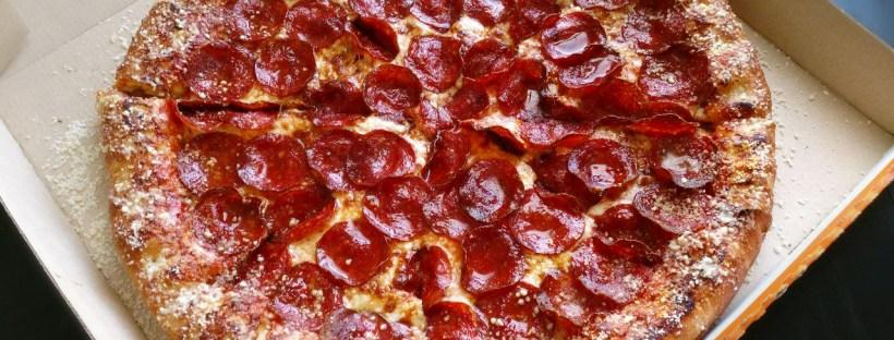 Little Caesars Stuffed Crust ExtraMostBestest Pizza