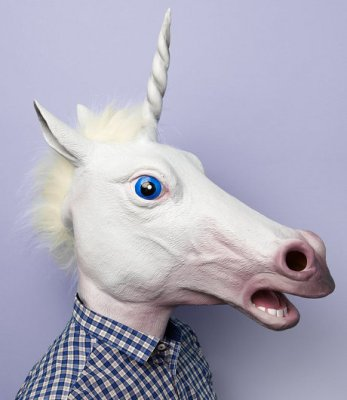 Magic-Unicorn-Mask
