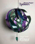 Making a Rinea Paper Spinner