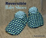 Reversible Baby Shoe :: Tutorial and Pattern