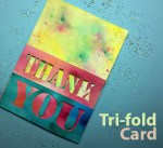 Thank You Card and Free SVG