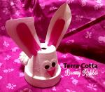Make a Terra Cotta Bunny Rabbit