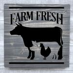 Fall Farmhouse SVG