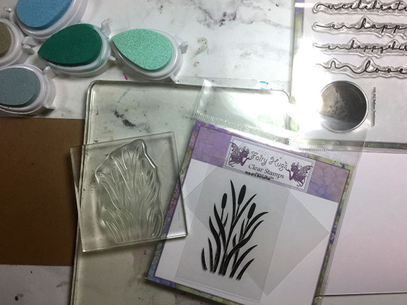 stamping materials