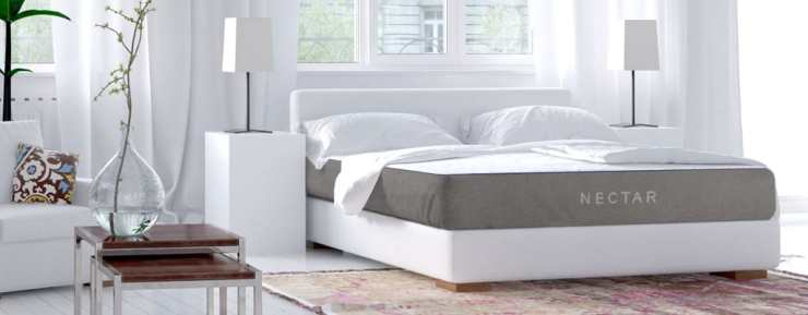 Try Any Mattress of Your Choice RISK-FREE @ Your Home W/ Free Delivery nectar_mattress-1024x400 Nectar (save $275)