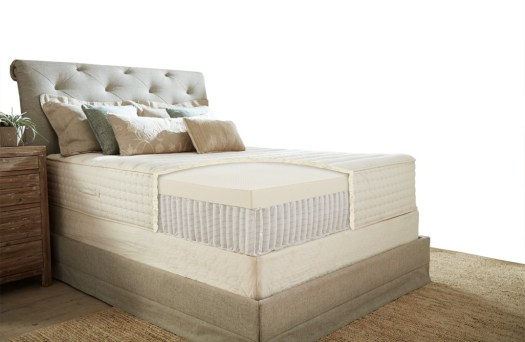 Try Any Mattress of Your Choice RISK-FREE @ Your Home W/ Free Delivery Luxury_Bliss_mattress Bliss Organic Latex Premium Spring Mattress ($1,150 off)