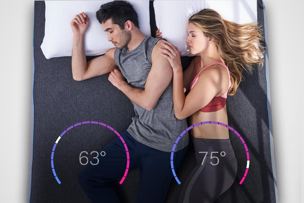 Try Any Mattress of Your Choice RISK-FREE @ Home W/ Free Delivery The_Pod_63F-75F What's the Best Sleeping Temperature for My Bedroom? Sleep Science  perfect sleep environment optimal sleeping temperature good bedroom temperature best temperature for sleep