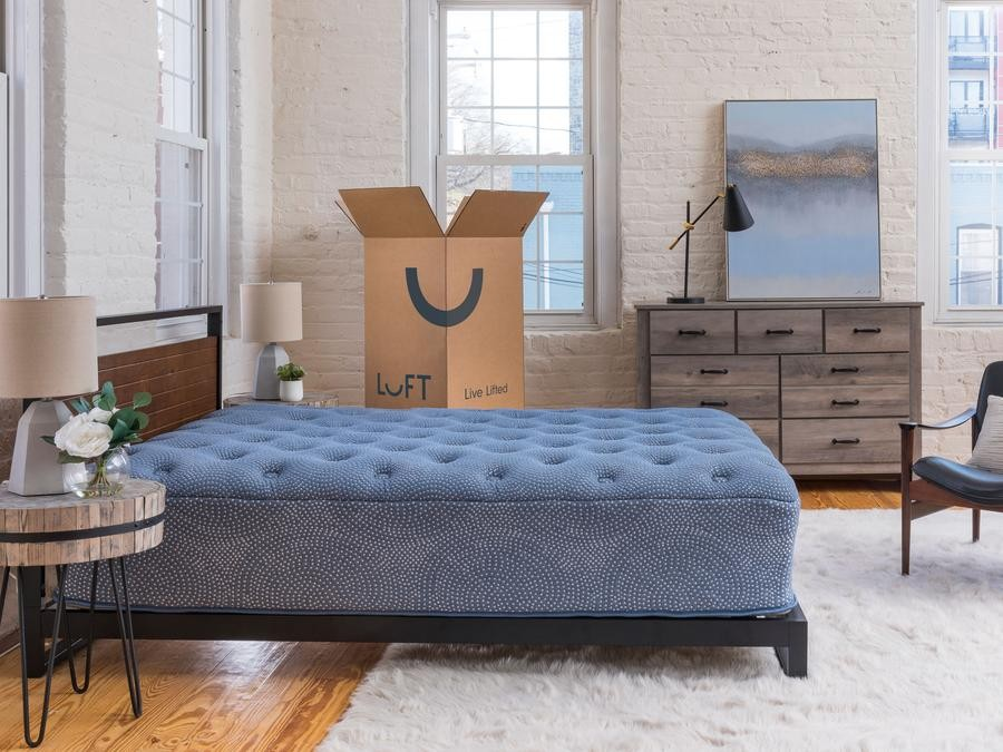 Try Any Mattress of Your Choice RISK-FREE @ Home With Free Delivery luft_900x LUFT Mattress ($250 off King sizes)
