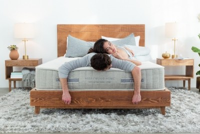 Try Any Mattress of Your Choice RISK-FREE @ Home W/ Free Delivery cedar-brentwood-latex-hybrid Best Latex Coil Hybrid Mattress Reviews (Spring Sale)