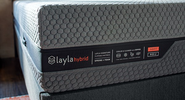 Try Any Mattress of Your Choice RISK-FREE @ Home W/ Free Delivery layla-hybrid-1 Layla ($300 Deal)