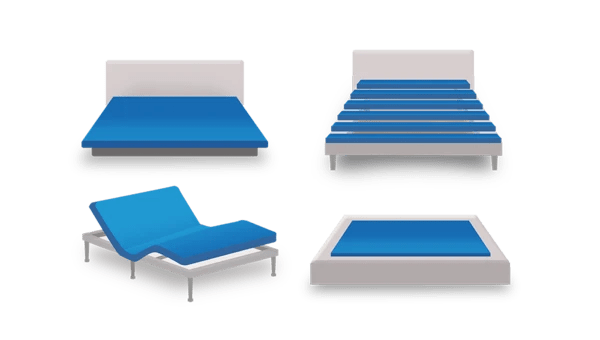 Try Any Mattress of Your Choice RISK-FREE @ Home W/ Free Delivery place_any_surface-royal-hybrid_600x Puffy Royal Hybrid Mattress ($300 off + free pillow -  Winter Sale)