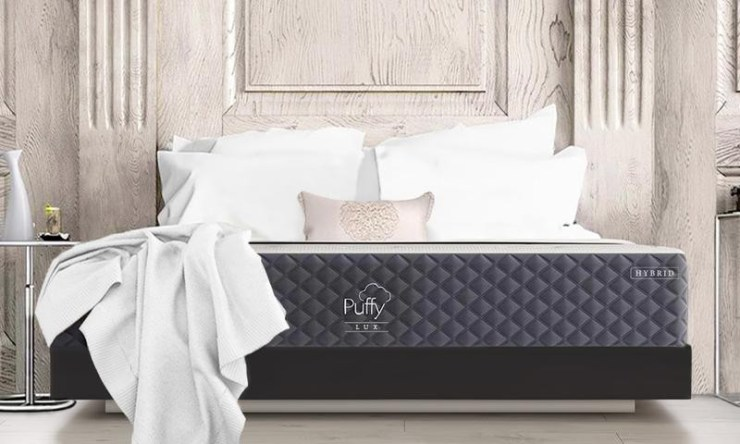 Try Any Mattress of Your Choice RISK-FREE @ Home W/ Free Delivery Puffy_Lux_Hybrid_800x-1 Puffy Lux Hybrid Mattress Review ($300 off + 2 free pillows)