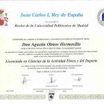 Agustin_Olmos_ Licenciado en INEF