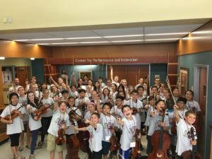 Our awesome Symphonette kids!