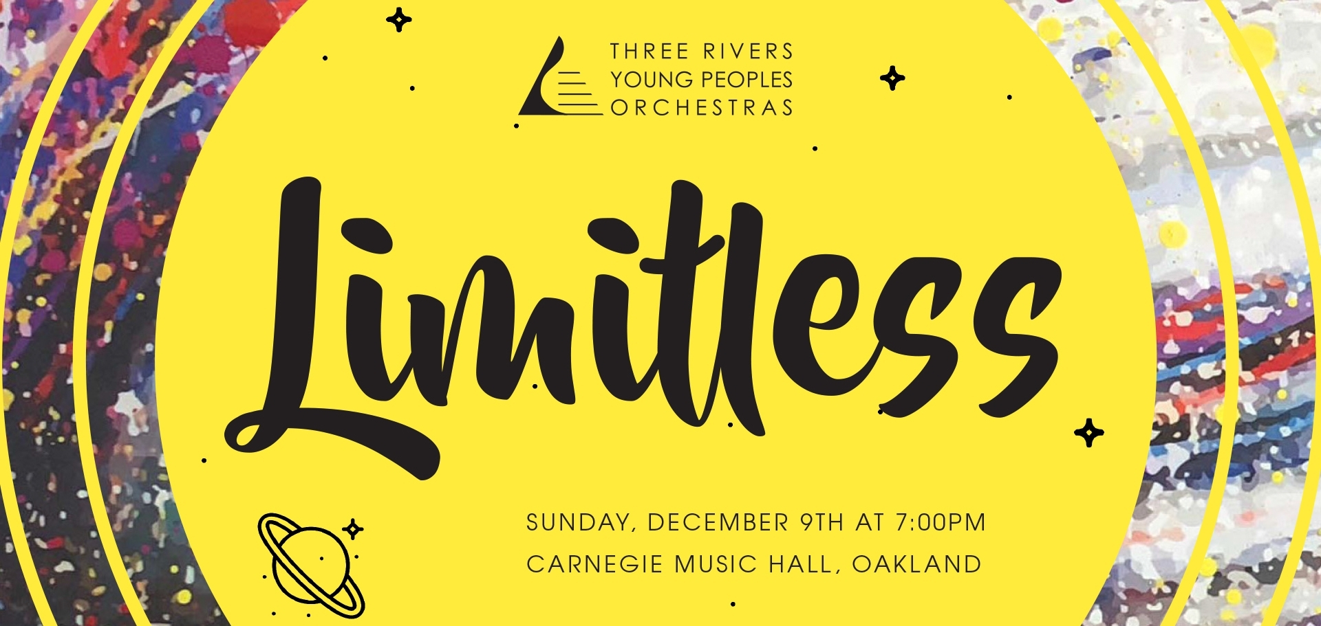 Limitless, TRYPO's December Concert