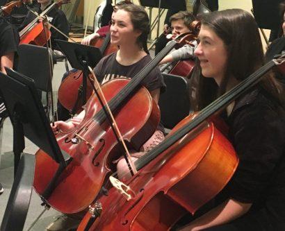 TRYPO Cello Section