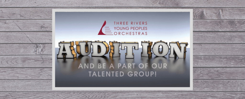 Audition Now for TRYPO's 2019-20 Season