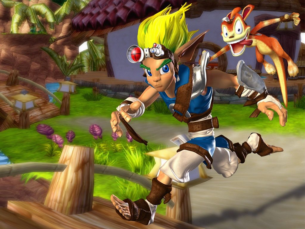 Jax and Daxter image