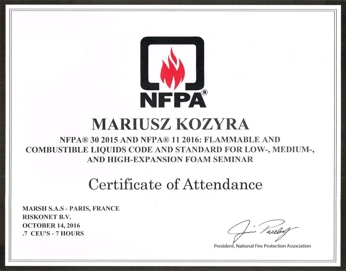 certyfikaty_nfpa30-2015_mariusz-kozyra