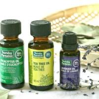 Thursday Plantation essential oils + A giveaway!