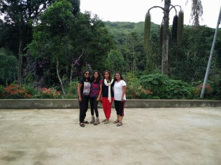 The us at the Honey Valley,Coorg