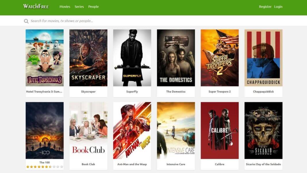 Coke and Popcorn Alternatives 2019   Free Movie Streaming ...