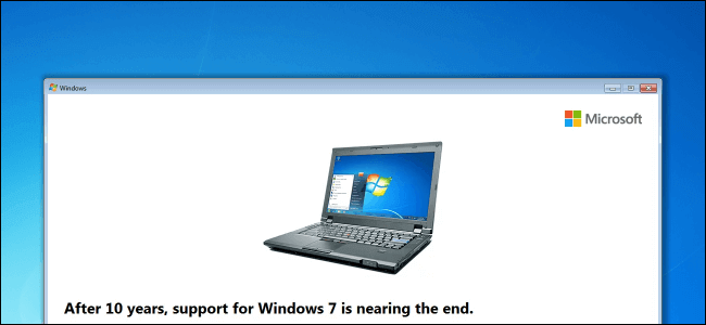 How to turn off stop notifications on Windows 7?
