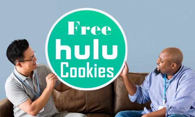 free hulu account cookies