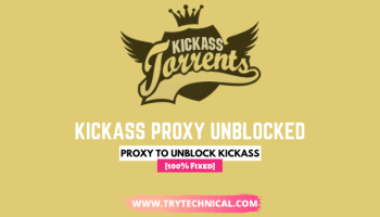 Kickass Proxy Unblocked