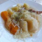 ハンガリーで食べたそうめん?:ハンガリーの家庭料理