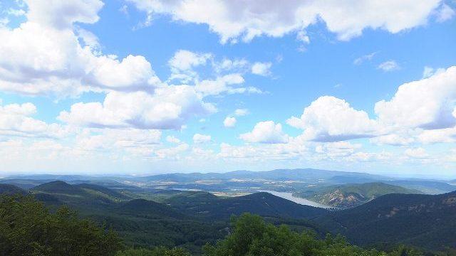 ドボゴコ国立公園から見える景色