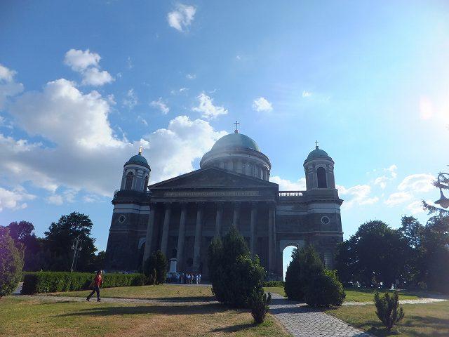 エステルゴムの大聖堂