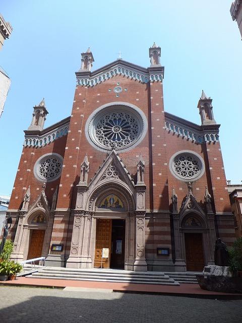 イスタンブールの教会