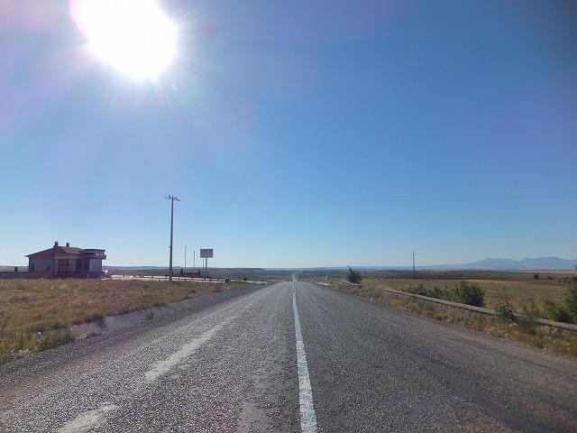 カッパドキアの道