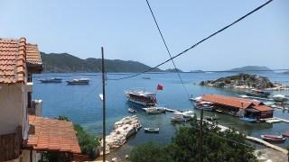 ケコバ島から見える景色