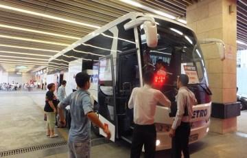 トルコ最後の長距離バスは信頼のメトロ社