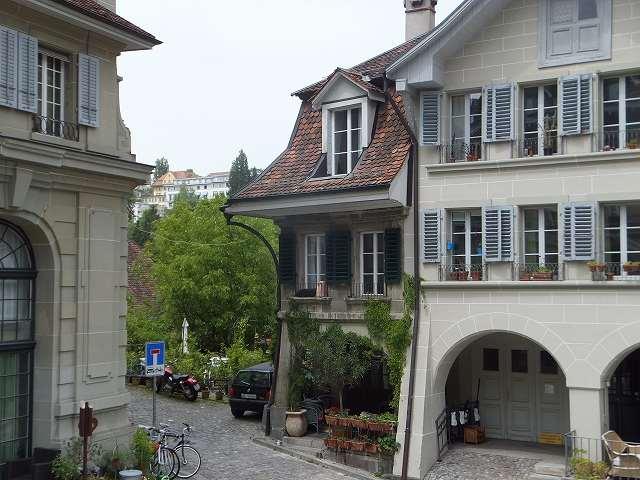 ベルン旧市街にあったお家