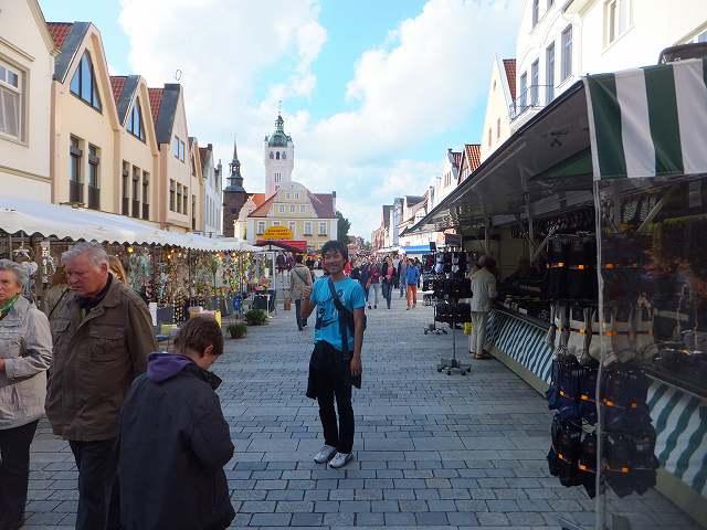 ファルデン町のフェスティバル:ドイツ