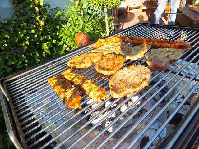 肉のみのバーベキュー:ドイツ