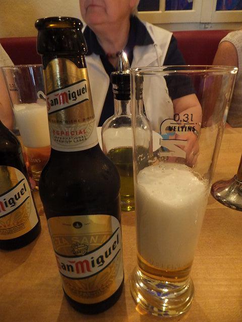 サンミゲル:フィリピン?スペイン?ビール