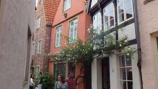 ブレーメン旧市街(シュノーア地区):ドイツ