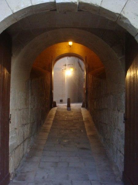 古都イムディーナの町並み:マルタ旅行