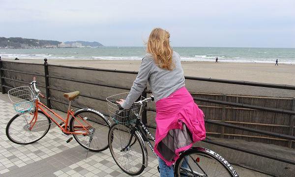 鎌倉といえば、由比ヶ浜ビーチ?