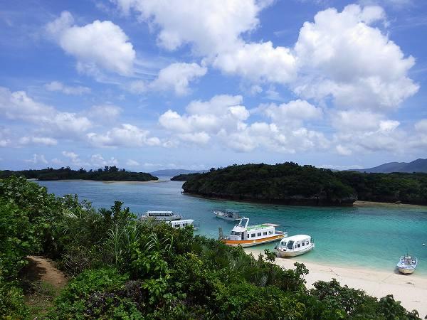 やっぱり綺麗だった川平湾!:石垣島